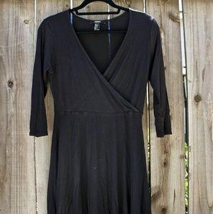 NWOT Mini Wrap Dress!